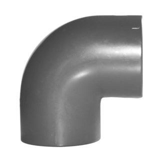 PVC Bocht 90° 16 bar