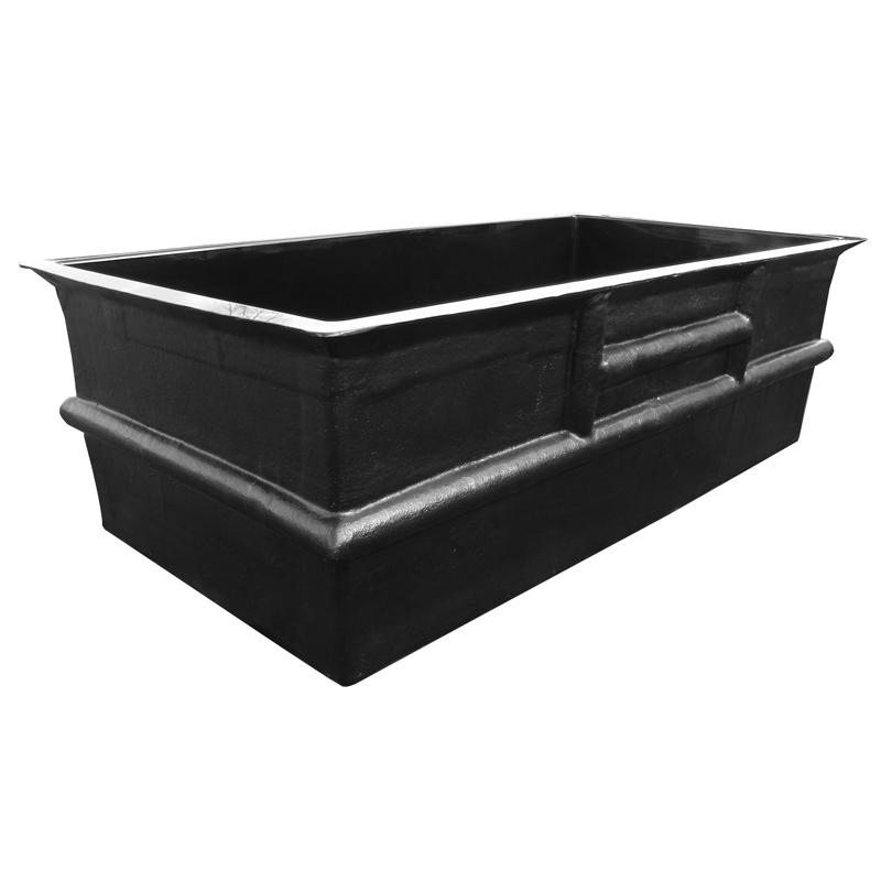 vijver 300 x 150 x 100 bovengronds. Black Bedroom Furniture Sets. Home Design Ideas